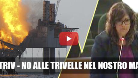 #NoTriv - No alle Trivelle nel nostro mare