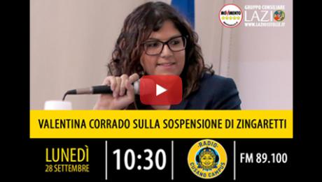 Radio Cusano Sospenzione Zingaretti Nomine