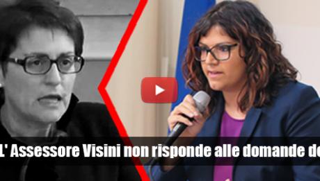 IPAB - L'Assessore Visini non risponde alle domande del M5S