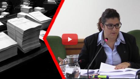 Corecoco - Relazione al Rendiconto 2014 della Regione Lazio