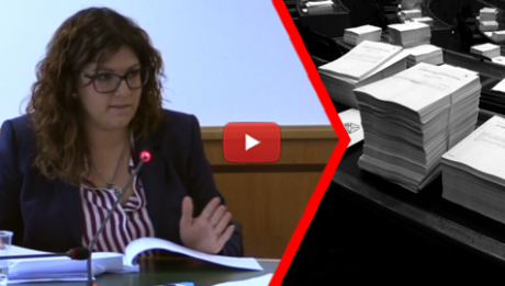 Rendiconto 2014 - Il grande disastro di Zingaretti